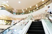 image of department store  - Blur background of Department store - JPG