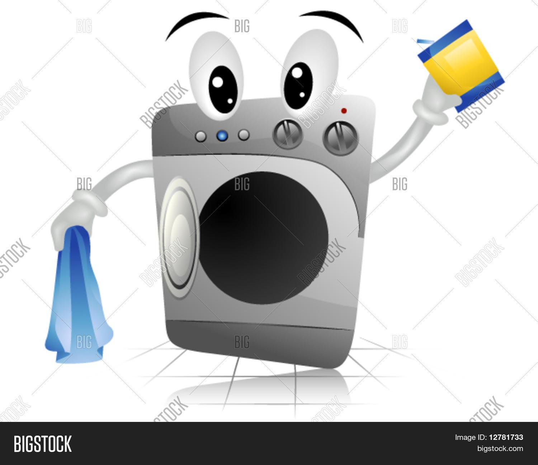 Vector y foto lavadora vector bigstock - Fotos de lavadoras ...