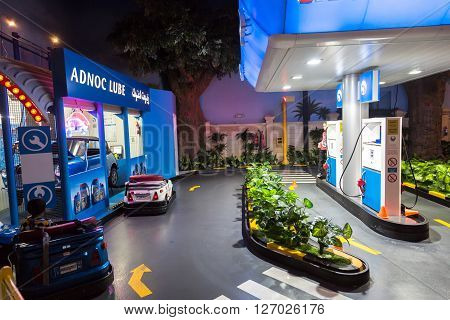 Kidzania In Dubai Mall