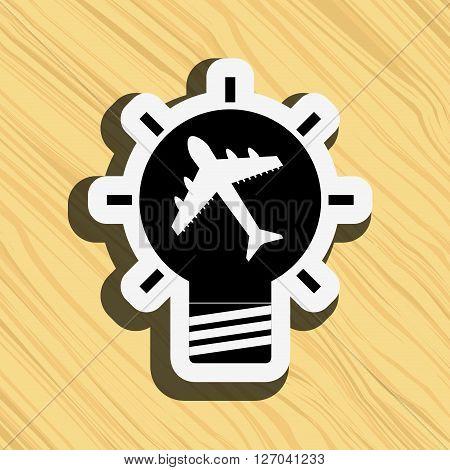 best idea icon  design, vector illustration eps10 graphic
