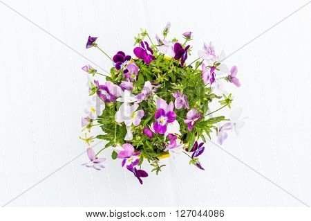 Wedding Flowers Table Decoration