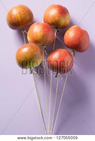 Balloon Apples