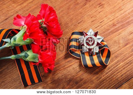 Victory Day. 9 May. 1941 - 1945. Russia