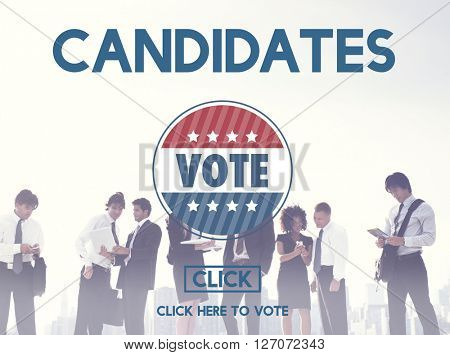 Candidate Candidates Choosing Diversity Vote Concept