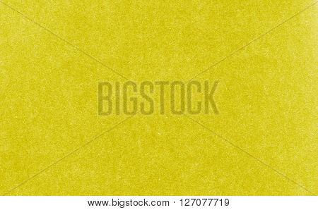 Yellow Craft Card Paper ,texture Background