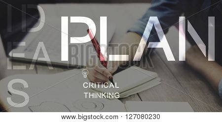 Plan Planning Ideas Business Concept