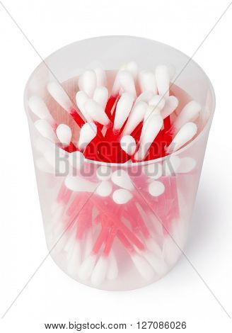 cotton swabs