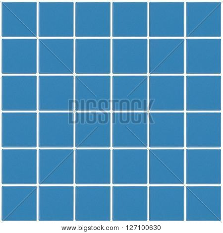 blue mosaic tiles background seamless wall tile