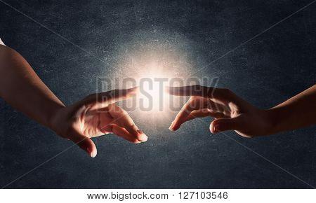 Partnership and interaction