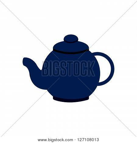 Flat Icon Pot Herbs And Tea Icon