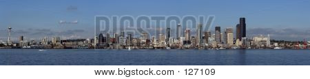 Seattle Panorama