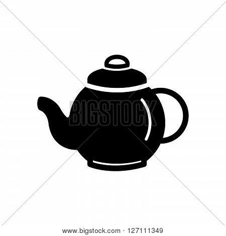 Bold Icon Pot Herbs And Tea Icon