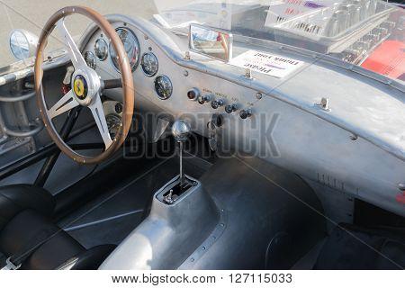 Ferrari 250 Gt Dashboard