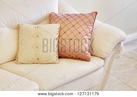 Magnificent Light Sofa