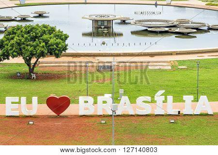 Brasilia, Brazil - November 17, 2015:
