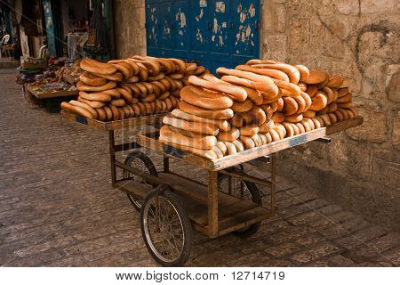 Bread Jerusalem