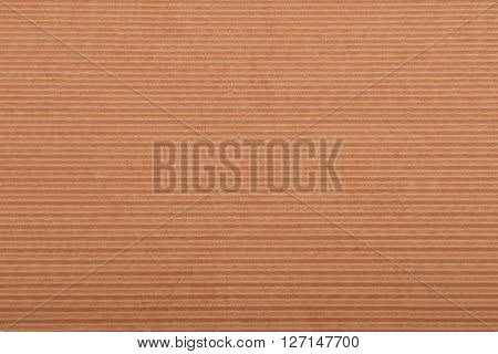 Crinkled Cardboard Background