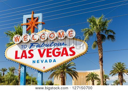 Las Vegas, Nevada - September 8, 2015