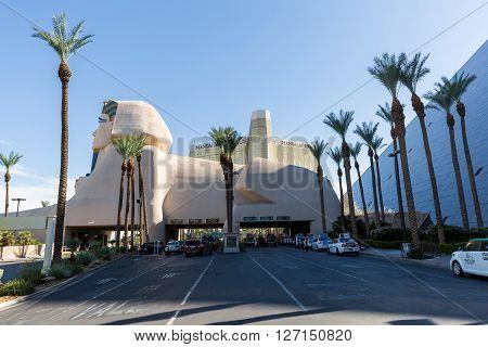 Las Vegas, Nevada - September 8, 2015