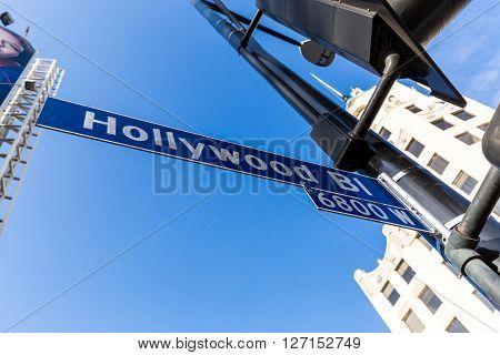 Hollywood, Los Angeles - September 11, 2015