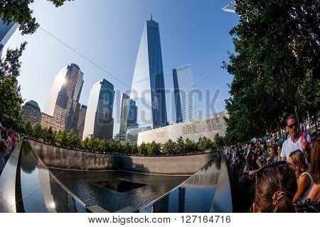 New York August 24, 2015