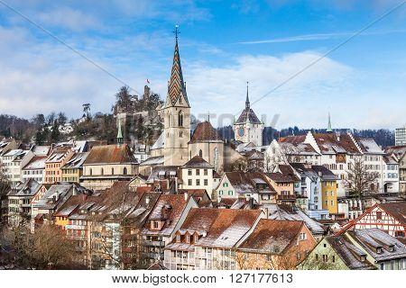 Baden, Aargau, Switzerland
