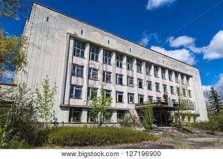 Abandoned City Pripyat, Chernobyl