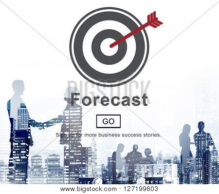 Forecast Estimate Future Planning Predict Strategy Concept