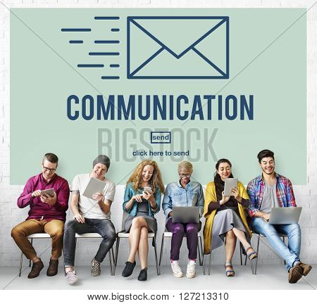 Communication Connection Correspondence Email Concept