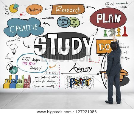Study Studying Education Knowledge Student Concept
