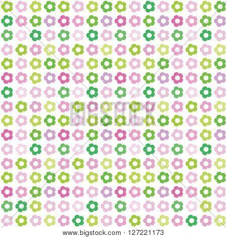 Floral seamless pattern - Design element