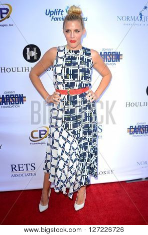 LAS VEGAS - APR 20:  Busy Philipps at the Norma Jean Gala benefitting Hollygrove at the Taglyan Complex on April 20, 2016 in Los Angeles, CA