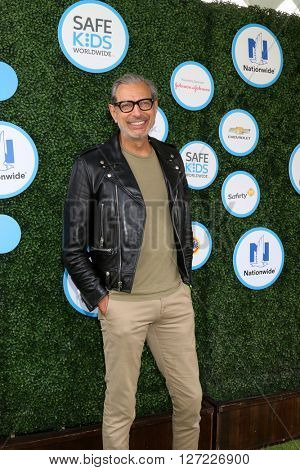 LOS ANGELES - APR 24:  Jeff Goldblum at the Safe Kids Day at the Smashbox Studios on April 24, 2016 in Culver City, CA