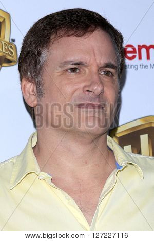 LAS VEGAS - APR 12:  Shane Black at the Warner Bros. Pictures Presentation at CinemaCon at the Caesars Palace on April 12, 2016 in Las Vegas, CA