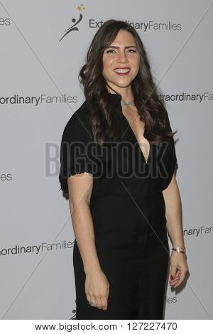 LAS VEGAS - APR 20:  Brooke Kaufman Halsband at the Extraordinary Families Gala at the Beverly Hilton Hotel on April 20, 2016 in Beverly Hills, CA