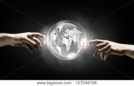 Global interaction concept