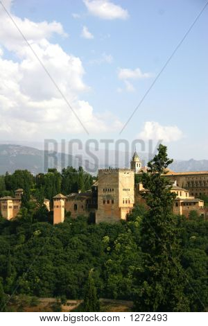 Alhambra Andalucia Spain