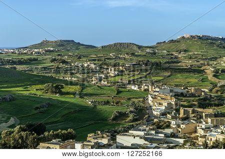 Fields In Malta