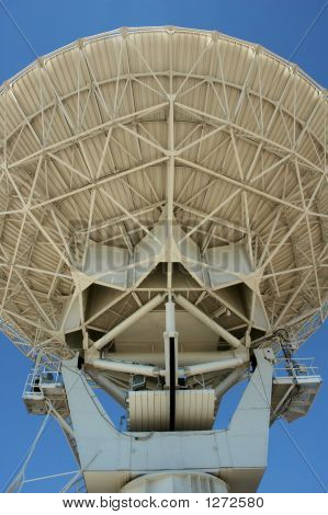 Close To The Dish