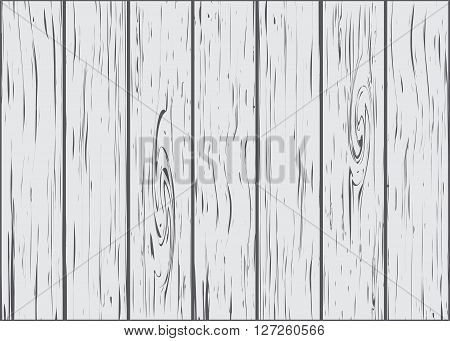 wooden texture from boards vector illustration flat