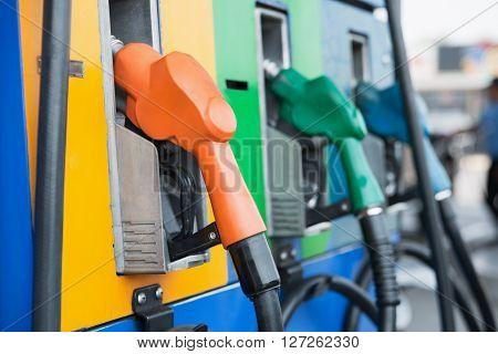 Head Fuel Vehicle Refueling Facility