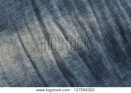 Blue Denim Texture.