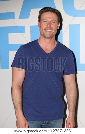 LOS ANGELES - APR 25:  Jacob Young at the Bold and Beautiful Emmy Nominees Celebration at the CBS Television City on April 25, 2016 in Los Angeles, CA