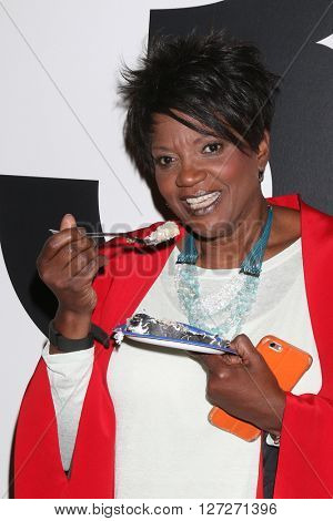 LOS ANGELES - APR 25:  Anna Maria Horsford at the Bold and Beautiful Emmy Nominees Celebration at the CBS Television City on April 25, 2016 in Los Angeles, CA