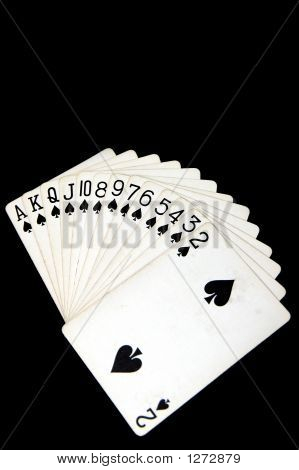 Suite Of Spades