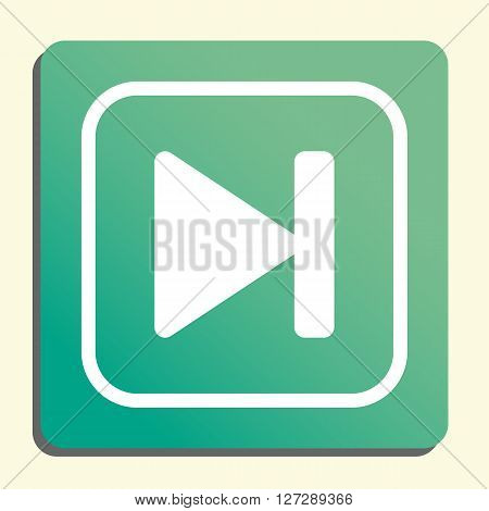 Music Front Icon In Vector Format. Premium Quality Music Front. Web Graphic Music Front Sign On Gree
