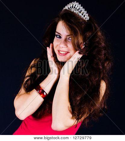 Portrait Queen Princess