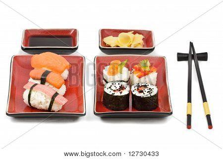 Double Sushi Kit