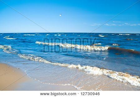 Ocean Surf Tide