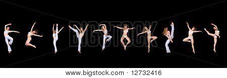 Activity Girls Dancers